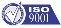 ISO 9001:2008 – Certificate